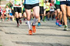 marathon, obesity, chronic disease