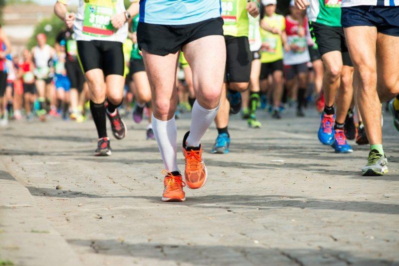 marathon, obesity, chronic disease
