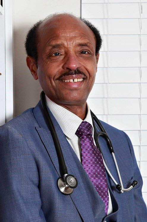 Dr Sharief Ibrahim, FRCP - Specialist in Functional Medicine & Holistic Medicine